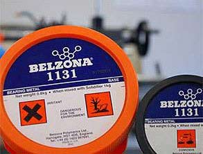 Belzona 1131 (Bearing Metal)